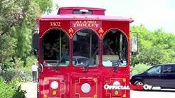 Alamo Trolley Tour - Best City Tour - Texas 2012
