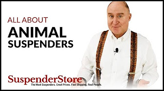Animal Suspenders