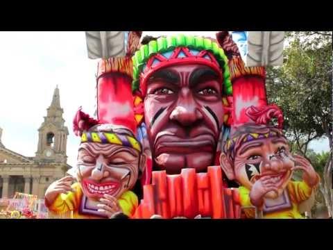 Karnival Ta' Malta 2012