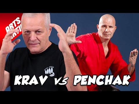 KRAV MAGA vs PENCHAK SILAT - Alain Formaggio vs Franck Ropers !