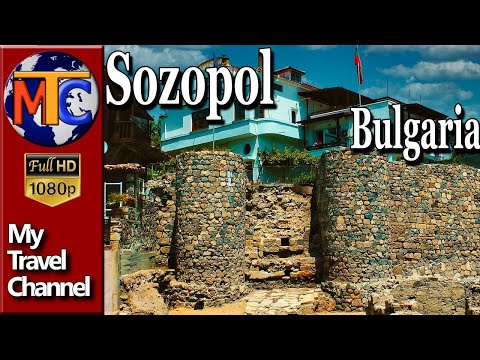 Sozopol  - The Ancient City (Bulgaria)