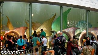 SEA GLASS CAROUSEL VIDEO IN BATTERY PARK NYC