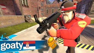 iksD | TF2 Frag Clip of the Day #602 goaty