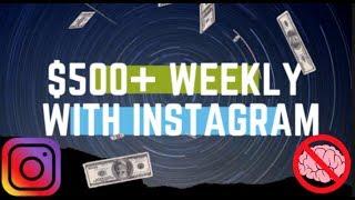 Monetize Your Instagram Account | 2019 Profitsgram Review |