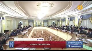 Возможное переименование Астаны прокомментировал президент Казахстана(, 2016-11-24T16:24:49.000Z)