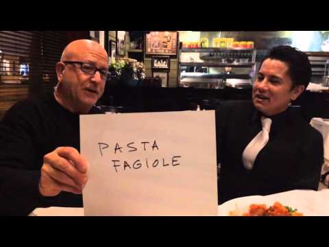 How to speak New Jersey restaurant Italian