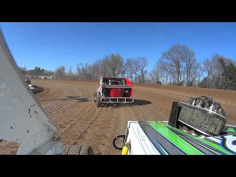 Mod Lite In Car Camera Blake Wilson Playday @I-30 Speedway