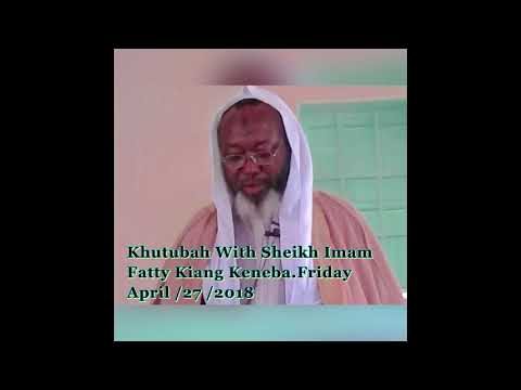 Sheikh Imam Fatty