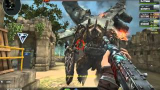 Assault Fire Survival Elite ARDENS & CPT.CARLO - *REBORN*