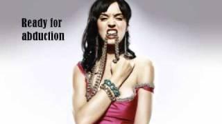 Katy Perry feat. Tinie Tempah- E.T (Futuristic Lover REMIX) With Lyrics [NEW 2011]