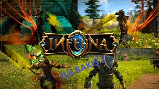İlk Bakış & İnceleme : İnferna Online | MMORPG | Metin 3