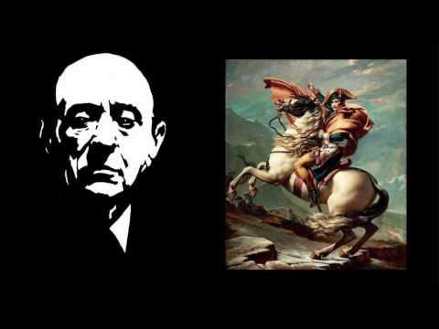 Schoenberg - Ode to Napoleon Buonaparte, Op. 41 (1942) - YouTube