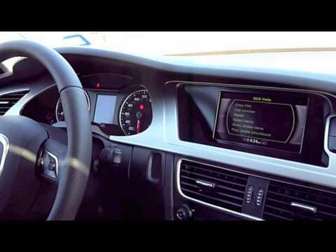 First Gear – 2012 Audi A4
