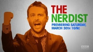 THE NERDIST Returns All New SAT MAR 30 BBC AMERICA