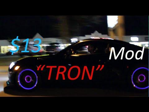 "DIY $13 ""Tron"" Mod!"