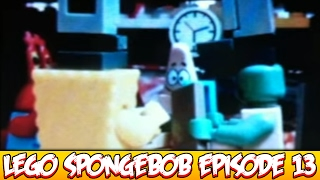 Lego Spongebob episode 13: poker night