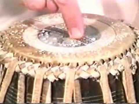 Introduction to the Tabla - Part 3 - Sitting & Hand Position