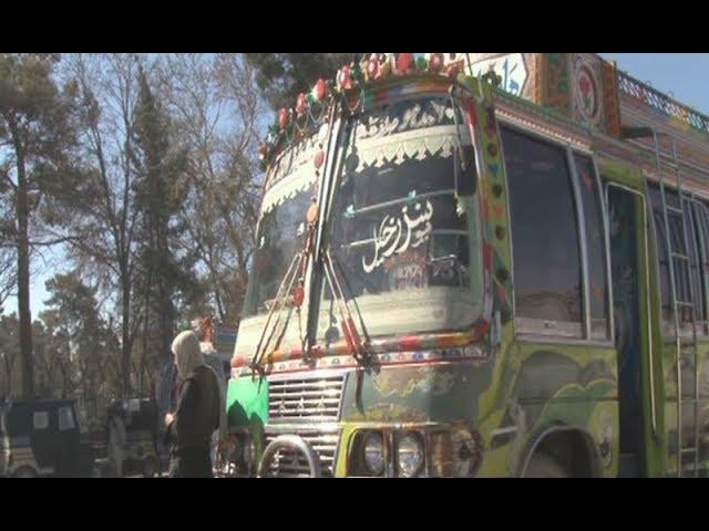 Quetta mein public transport khasta hali ka shikar