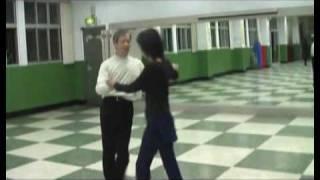 國標拉丁舞Cha Cha Cha Advance Basic 恰恰進階基本步 學習成果