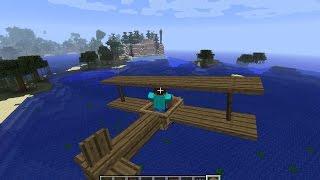 Как сделать самолёт в Minecraft PE 0.9.5 (без модо(Если у тебя есть крутые идеи добавь меня в друзья и напиши свою идею! Я ВКонтакте: http://m.vk.com/mrfrostvk Моя партнер..., 2014-08-29T19:20:03.000Z)