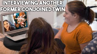 I Lost My Sister at 13 | with Oneleggabby | Herrin Twins