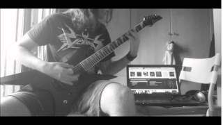 Inquisition - Astral Path to Supreme Majesties [Guitar Cover]