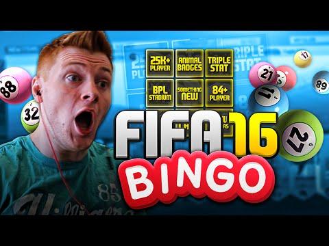 FIFA 16 - THE FIRST FIFA BINGO OF FIFA 16!!!