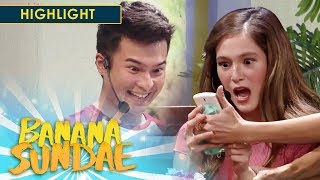 Jerome Ponce and Barbie Imperial join the BananaKada | Banana Sundae