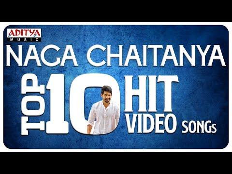 Nagachaitanya Top10 Hit Video Songs LIVE || #AkkineniNagaChaitanya