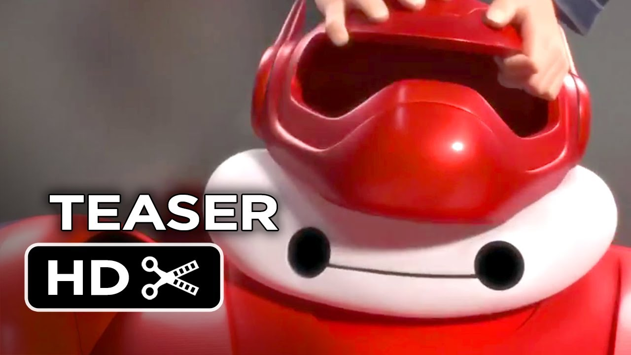 Download Big Hero 6 Teaser TRAILER 1 (2014) - Disney Animation Movie HD