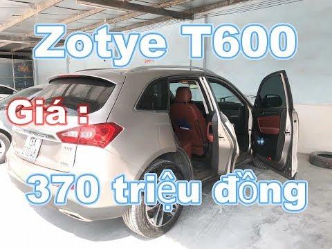 Sau 4 năm tuổi, SUV Trung Quốc Zotye xuống giá rẻ hơn Kia Morning cả chục triệu đồng_Xe 360