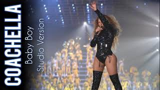 Beyoncé - Baby Boy [Coachella Studio Version] (Beychella)