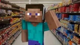 The Soup Store (Minecraft Animation) [Mine-Imator]