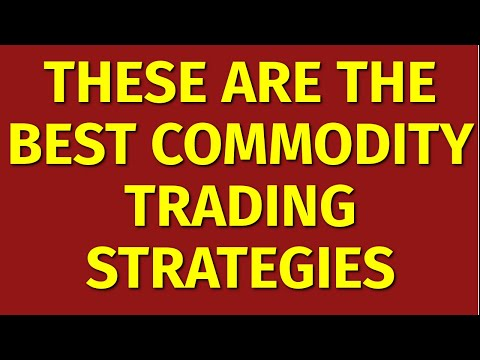 Best Commodity Trading Strategies for Beginners   How to Trade in Commodity Market