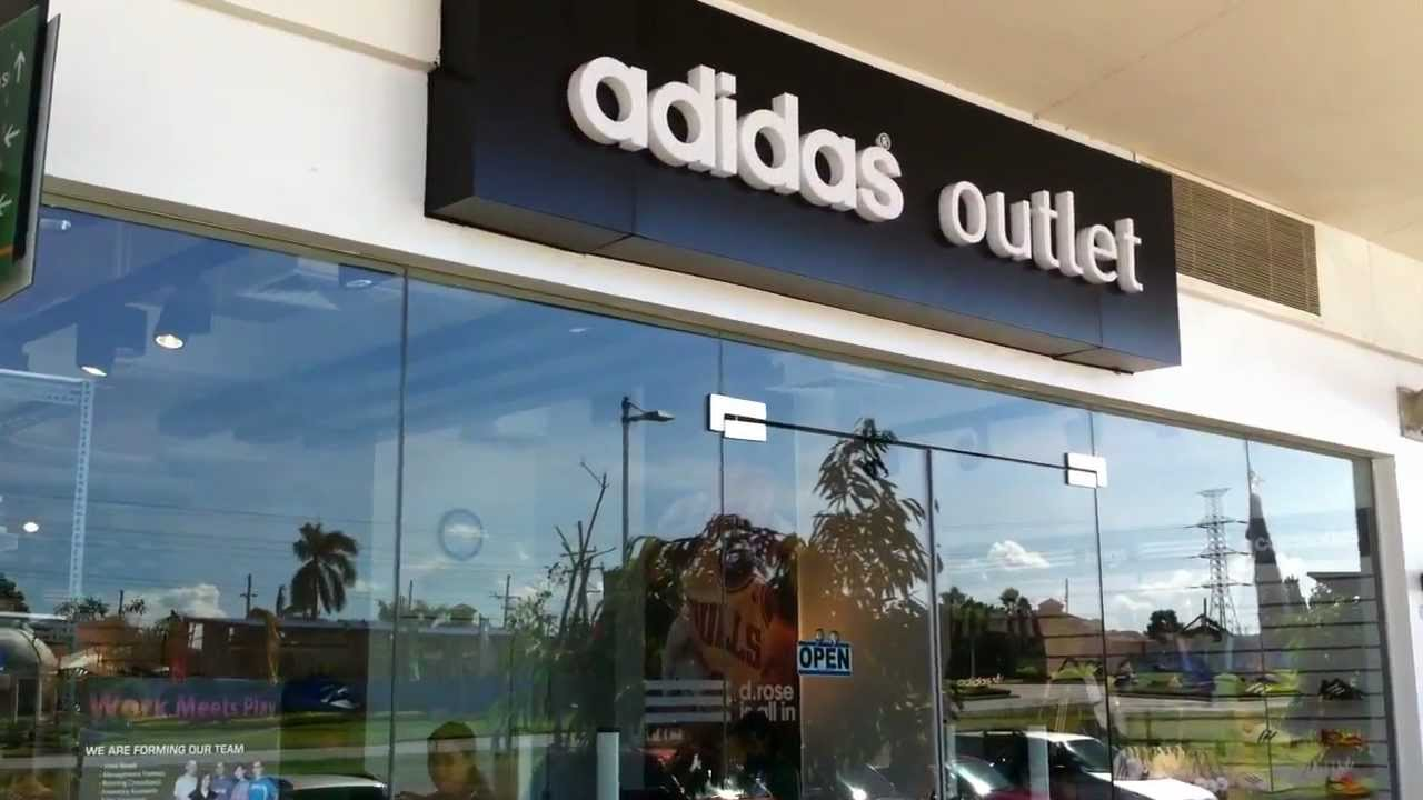 adidas outlet shopping