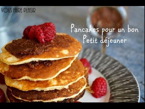 pancake-healthy:-petit-déjeuner
