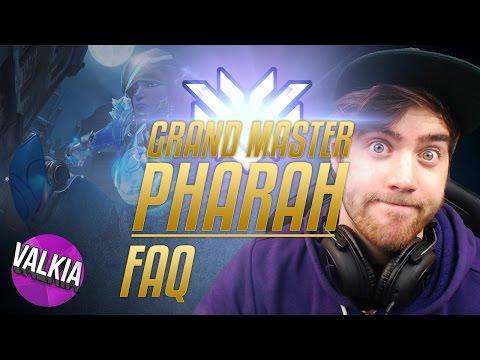 Grand Master Pharah & General FAQ || Valkia