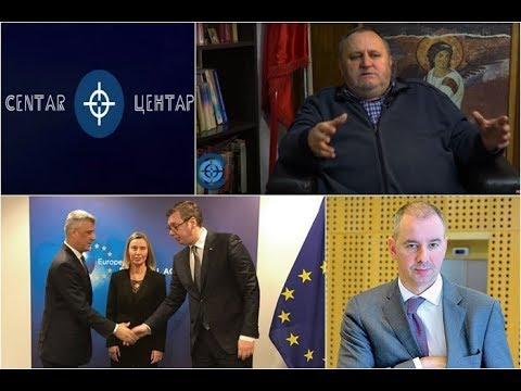 U CENTAR Milovan Brkić - Vučić i Tači su prijatelji; o Vučićevom kumu Nikoli Petroviću