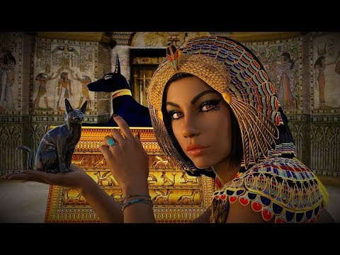 Ancient Egyptian Music - Queen Hatshepsut