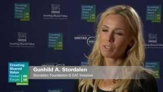 Gunhild A. Stordalen, Stordalen Foundation & Eat Initiative
