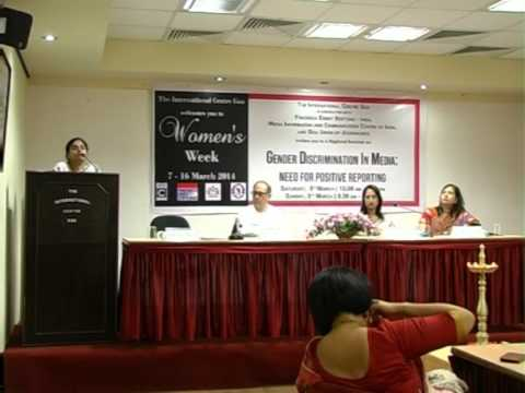 Coverage of Women in Media: Dismal and Disappointing?
