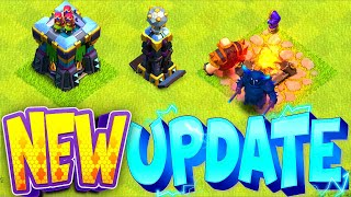"THE UPDATE IS HERE!!! ""Clash Of Clans"" HALLOWEEN 2020"