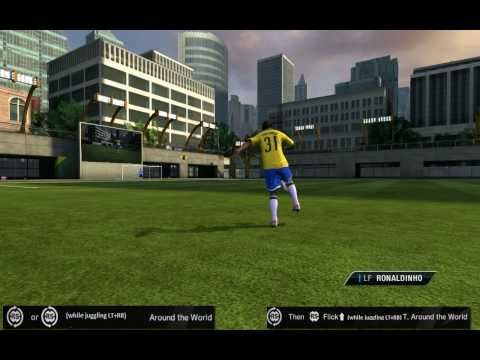 FIFA 11 Tricks / Skills Tutorial (PC) For Keyboard And Gamepad