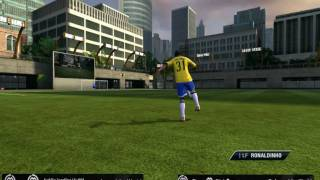 FIFA 11 Tricks / Skills Tutorial (PC) for keyboard and gamepad