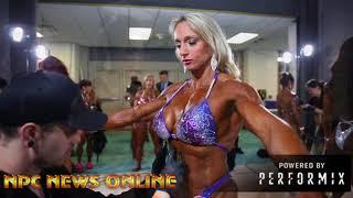 2018 Arnold  Women