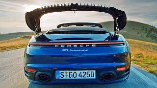 PORSCHE 911 (992) CABRIOLET – Still the Best?