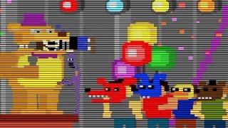 Por que o purple guy matou as crianças?