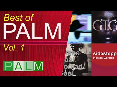 Best of PALM Pictures: a selection of the most played music ft. Sidestepper, Gigi, Baaba Maal & more