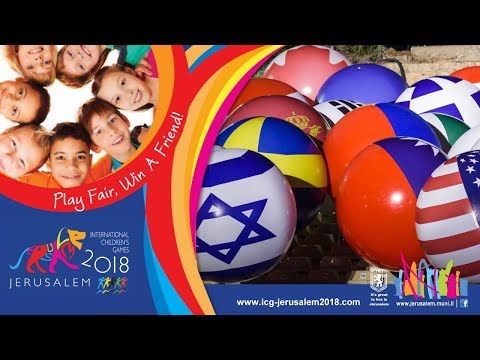 The ICG  In Jerusalem 2018 - Moments to remember...