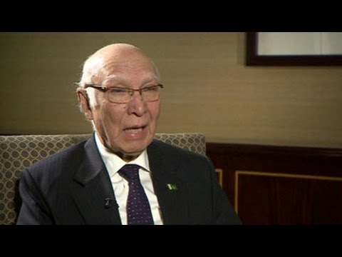 Sartaz Aziz on Pakistan's aggressive  foreign policy - Kal Tak 13 October 2016
